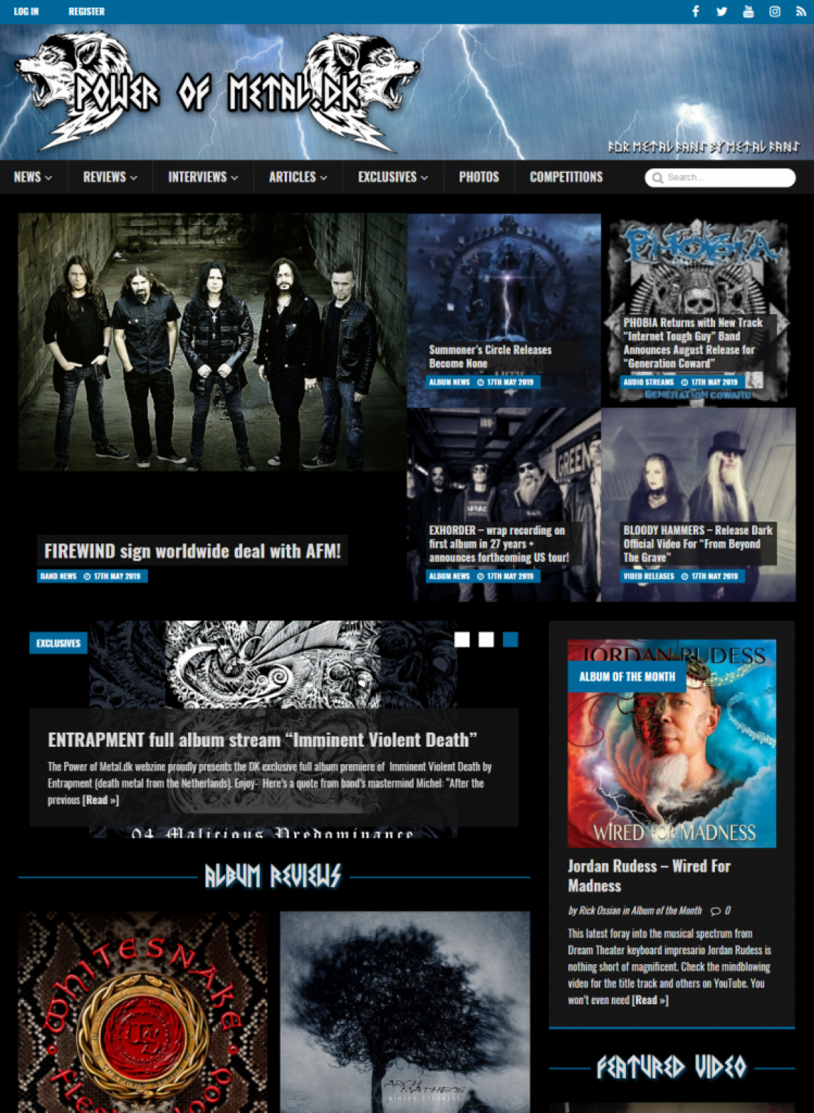 Power Of Metal dk » For Metal fans by Metal fans (1)
