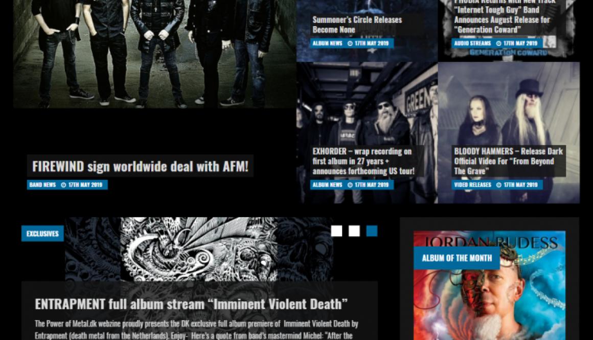 Power Of Metal dk » For Metal fans by Metal fans (1)